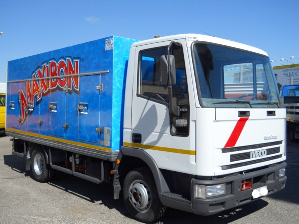 Eurocargo surgelati 8 sportelli - Portata massima camion italia ...