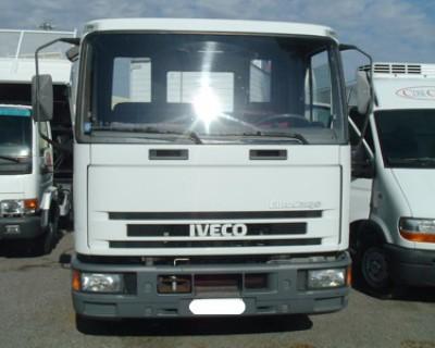 EUROCARGO 75E14- CABINATO USATO - 1