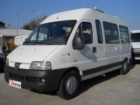 Boxer -Ducato pulmino minibus 14 posti