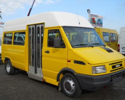 Minibus Disabili Iveco - 1
