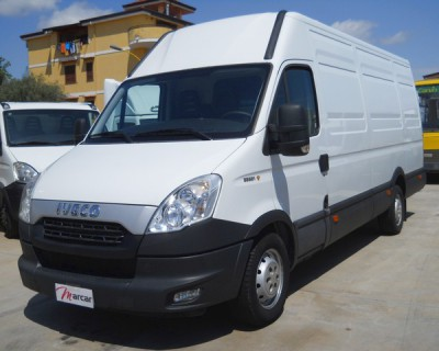 Iveco daily 35s21 furgone  lungo - 1