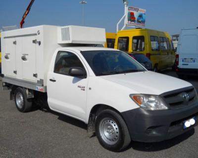 Toyota Hilux Surgelati - 1