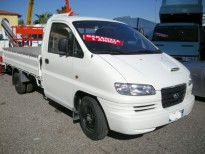 Hyundai  H1  CASSONE FISSO HYUNDAI CAMION