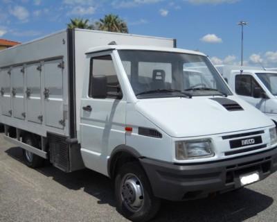 Camion trasporto gelati - 1