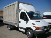 :Daily Cassone centinato - telo - 35C13- IVECO CAMION