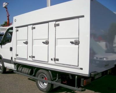 Camion surgelati Daily - 1