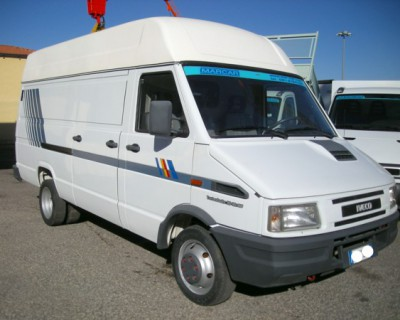 Furgone iveco daily - 1