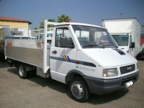 DAILY 35.10 CASSONE + SPONDA CARICATRICE IVECO CAMION
