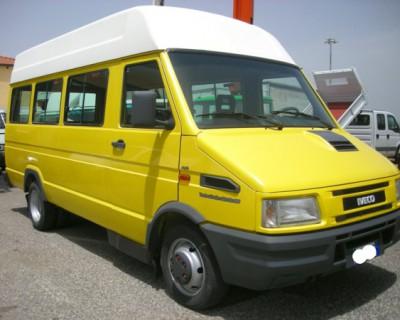 Daily iveco scuolabus - 1