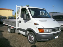 35C12-CASSONE-USATO(GEMELLATO) IVECO CAMION
